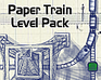 Paper Train Level Pack icon