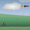 Flight of the missile icon